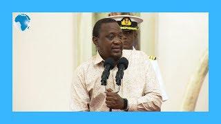 Uhuru breaks silence on the deadly coronavirus epidemic