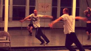 NICOTINE- Ani Difranco. Choreography and Dance Jon Ole Olstad