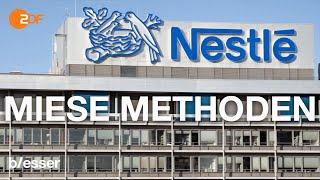 Aufgedeckt: So behandelt Nestlé seine Mitarbeiter