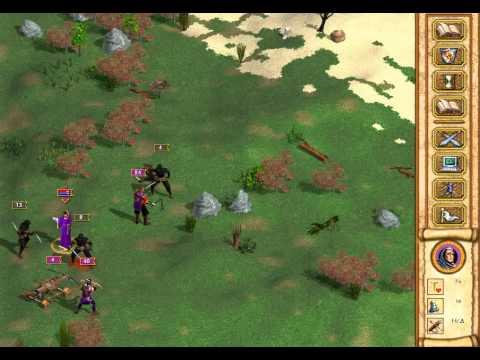 Герои меча и магии 3 hd прохождение