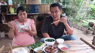 Sườn Chiên Sả Và Trồng Rau ăn Tết | 7 Thuận #157