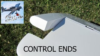 RV Aircraft - Filling Control Surfaces