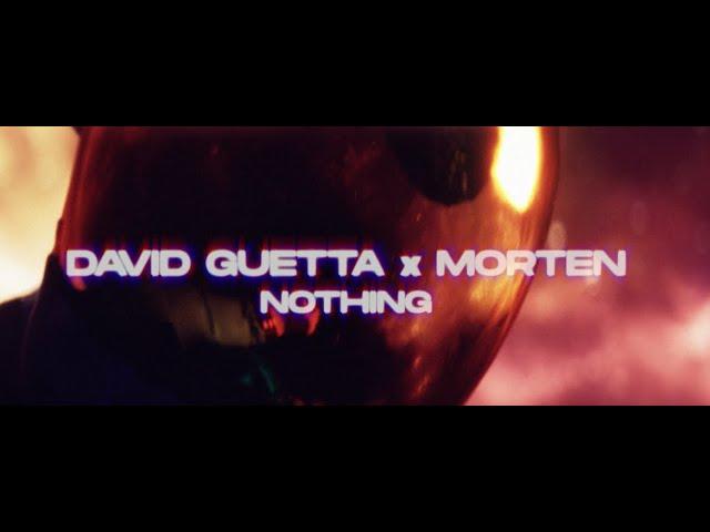 Nothing (Feat. Morten) - DAVID GUETTA