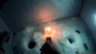 Ночная ловля ершей