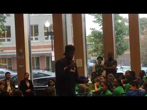 Jaylen Brown discusses importance of education | Boston Celtics
