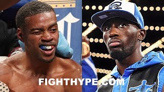 (WHOA!) TERENCE CRAWFORD WARNS ERROL SPENCE; EAGER TO SEE WHO'S SMARTER, BETTER BOXER