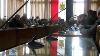 preview picture of video 'لقاء اللجنة الممثلة لسكان المدينة مع السيد رئيس الجهاز ومعاونيه'