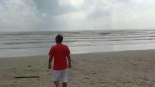 preview picture of video 'Pantai Melawi Bachok Kelantan Malaysia 20140326 001'