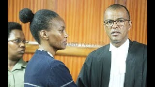 Lawyer Murgor: Why Sarah Wairimu is innocent of the murder accusations