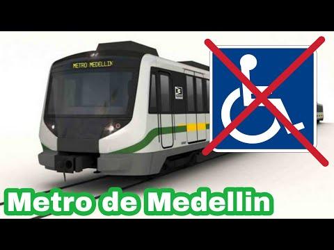 Denuncia Accesibilidad Ascensores y plataformas salva escaleras del Metro de Medellín