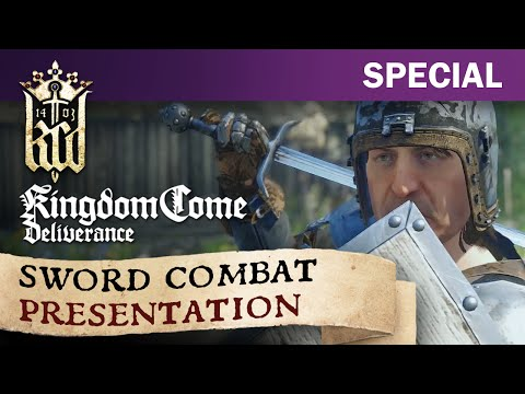 Realistic/Historical RPG Kingdom Come: Deliverance Discusses Its First-person Melee Combat