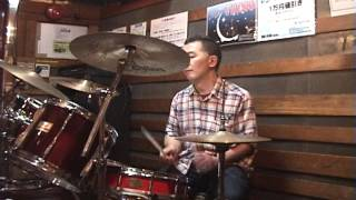 Steely Dan - Babylon Sisters - drum cover by KATSUO