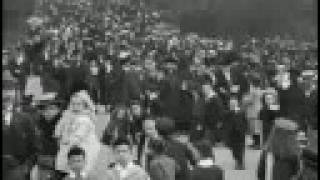 preview picture of video 'Preston Egg Rolling (c1901)'