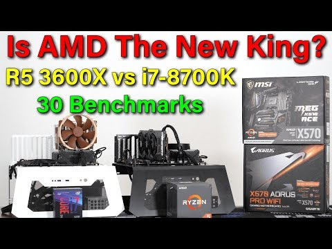 Ryzen 9 3900x vs i9 9900k :: Hardware and Operating Systems