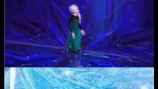 Let It Go - Top 10 Elsa's Voices