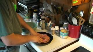 Coleman Challenge - Week 10 - Meatloaf sandwich