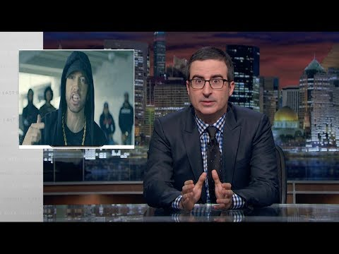 Eminem Rips Donald Trump In BET Hip Hop Awards Freestyle -Last week tonight with John Oliver (HBO)