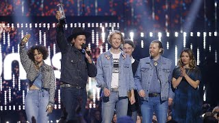 Arcade Fire Wins Album of the Year Sponsored by Music Canada   The 2018 JUNO Awards