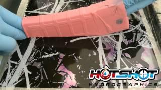 Hydro Dipping AR15 30 Round Clip In Muddy Girl Camo - Hotshot Hydrographics LLC
