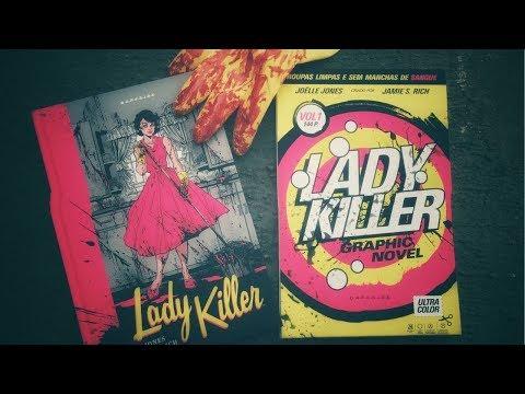 Lady Killer, de Joëlle Jones e Jamie S. Rich