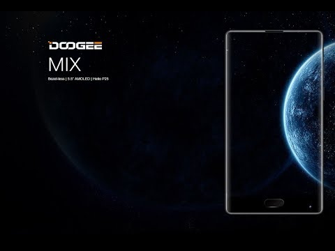 Doogee Mix - Unboxing Preview del Doogee Mix Dazzle Black