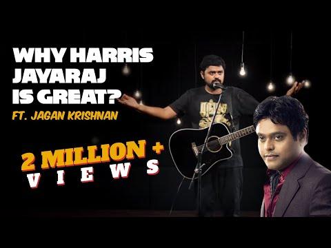 Why Harris Jayaraj is great? | Stand-up comedy by Jagan Krishnan