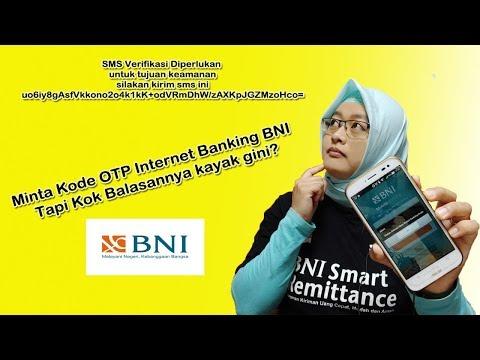 Cara Mendapatkan Kode OTP BNI