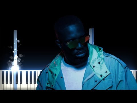 Vegedream - Personne ft  Damso | Piano Cover | Instrumental Karaoke