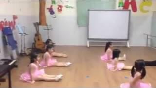 Lớp học múa cho bé ở Linh Đàm. CLB Giáo Dục - Nghệ Thuật Sao Linh Đàm