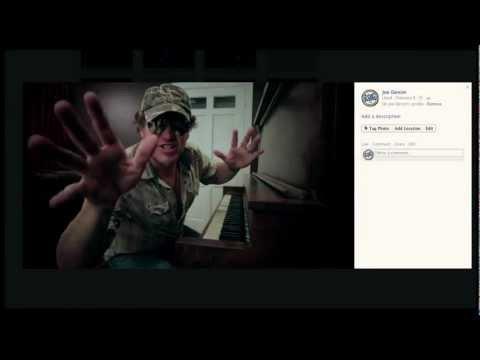 Joe Denim - I Saw Your Face on Facebook