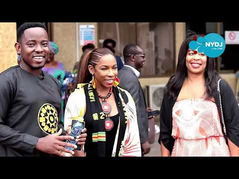 Year of Return: American Actress A.J Johnson and TV One President Michelle Rice In Ghana