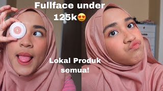 FULLFACE UNDER 125K!!! | Local Semuaa! | Nada Salsabila