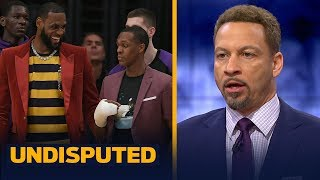 Chris Broussard on Lakers' season outlook with LeBron and Rondo returning | NBA | UNDISPUTED