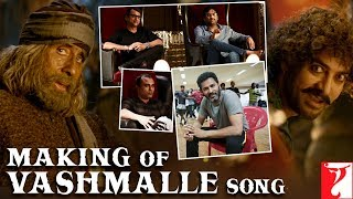 Vashmalle Song - Official Making of Video