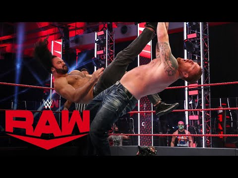 Drew McIntyre vs. Heath Slater: Raw, July 6, 2020
