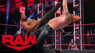The WWE Champion collides with his longtime friend Heath Slater for the first time ever in this surprising battle orchestrated by Dolph Ziggler. #WWERaw WWE Network | Subscribe now: http://wwe.yt/wwenetwork