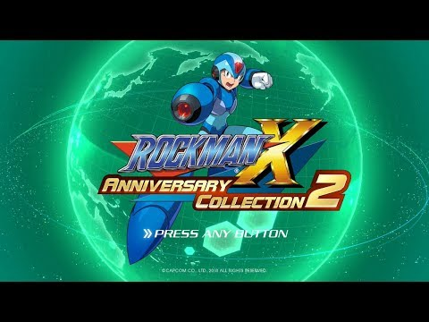First Play – Mega Man X Legacy Collection 2 (Rockman X Anniversary