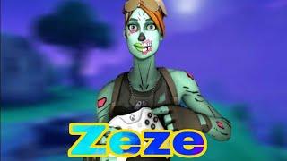 Fornite Montage-Pro Conole Player!!! Zeze (Travis Scott & Offset) #scarclan