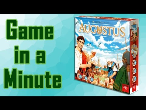 Gameosity Presents Game In A Minute: Augustus