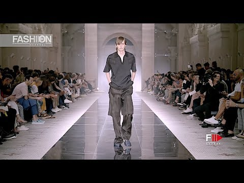 DUNHILL Spring Summer 2020 Menswear Paris - Fashion Channel