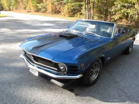 1970 Ford Mustang (CC-1296880) for sale in Fayetteville, Georgia