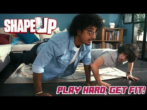 Видео № 0 из игры Shape Up (Б/У) [Xbox One]