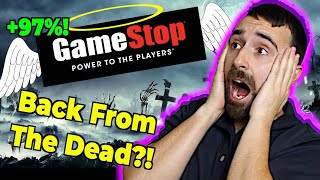 Why Did GameStop Stock Go Up 57% In One Day? | GME Stock Analysis