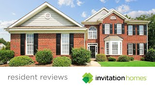 Reviews Testimonials Invitation Homes