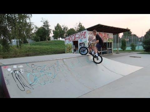 5 leichte BMX tricks für Anfänger im Skatepark | MarkGlen