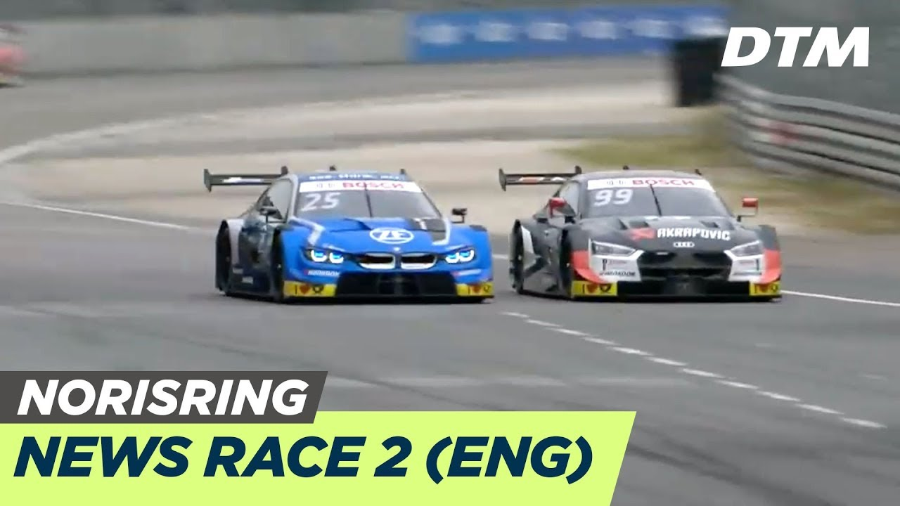 DTM at Norisring