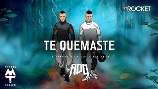 Te Quemaste - MTZ Manuel Turizo & Anuel AA | Video Letra