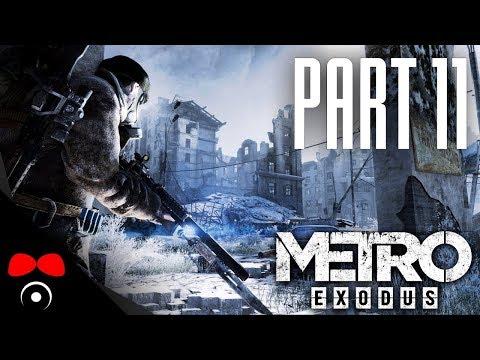 LOĎ PLNÁ PAVOUKŮ! | Metro Exodus #11