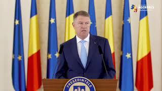 Iohannis: Achizițiile pentru dotarea Forțelor Armatei vor fi 2% din PIB
