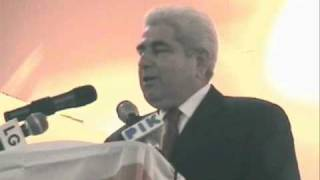 Christofias Reviews Cyprus Reunification Efforts - 8